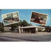 The Harvest House Restaurant Savannah, Georgia Original Vintage Postcard