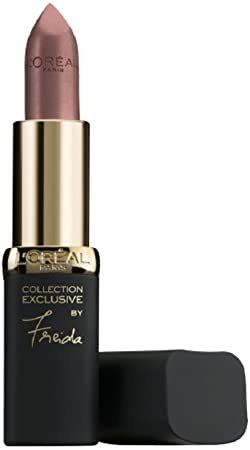 L Oreal Paris Colour Riche Collection Exclusive Lip Color, Freida s Nude 350 0.13 oz Pack of 2