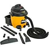 Shop-Vac 9625010 4.0-Peak Horsepower Right Stuff Wet/Dry Vacuum, 10-Gallon