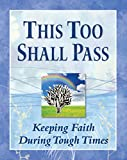This lovely book is designed for a person going through difficult times. It contains encouraging prayers and stories, supported by comforting quotations, poems, homilies, and Bible verses.Ten chapters addressing various forms of pains, how to learn f...