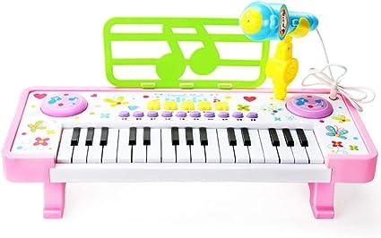 El Juguete de Piano electrónico de música multifunción para ...