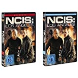 NCIS: Los Angeles - Die komplette erste Season (1.1 + 1.2) im Set - Deutsche Originalware [6 DVDs]
