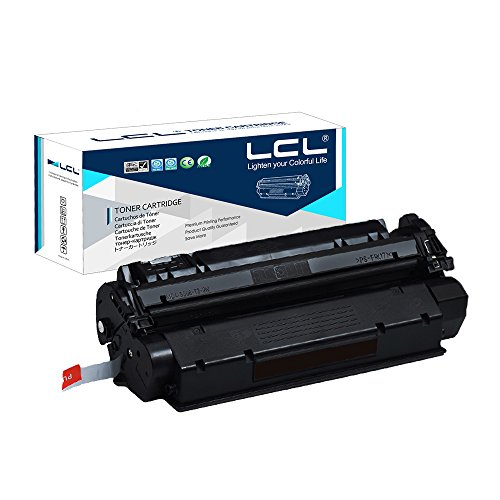 LCL Compatible Toner Cartridge Replacement for HP 13A 13X Q2613A Q2613X 4000 Page 1300 1300N 1300XI (1-Pack Black)