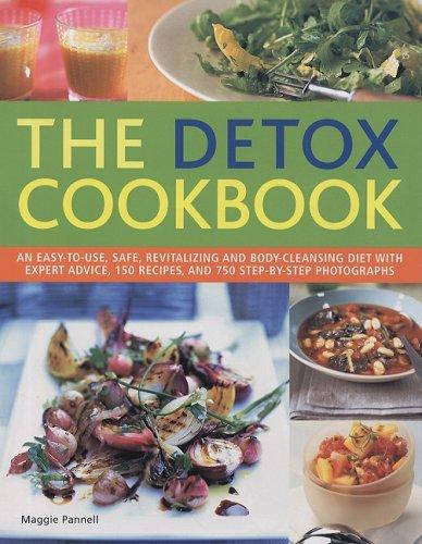 Download The Detox Cookbook ebook
