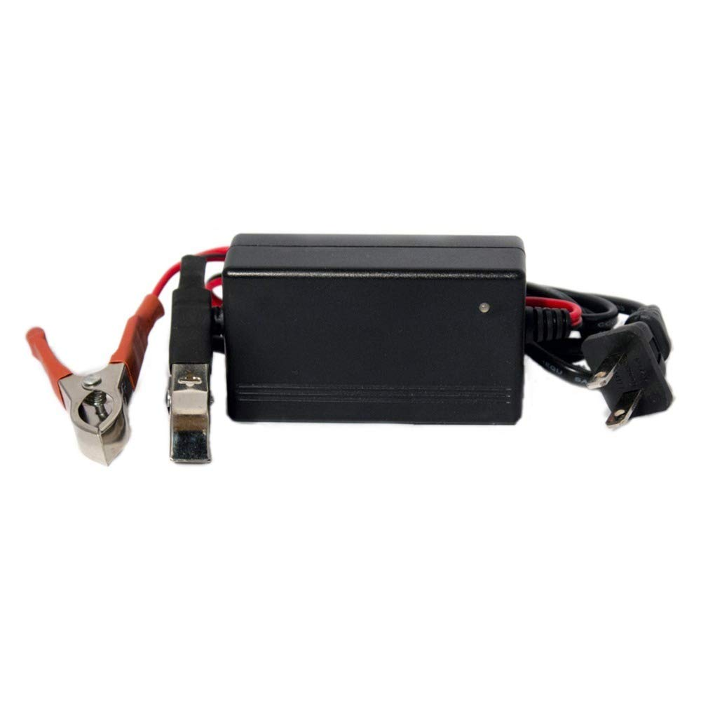 Mighty Max Battery 12V 1Amp Charger Maintainer for Harley Davidson Motorcycle Battery Brand Product