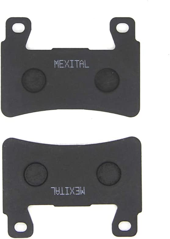MEXITAL Plaquettes de frein Arri/ère pour CBR 600 F 13-18 // CB 1300 SA 98-03 CBR 600 RR CB 1300 S CBR 900 RR CB 1100 AE//EX 05-12 05-09 05-09 CB 1300 // CB 1300 A 99-06 03-04