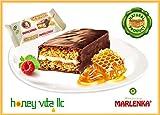 Marlenka %AE Classic Honey Snacks- Case of 20 Snacks