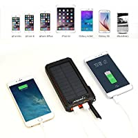 X-DRAGON Solar Charger with Cigarette Li...