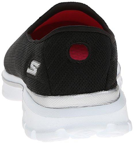 nbsp;Insight Zapatillas 3 para Walk Bkw Go Skechers Negro Mujer IwvqgntxEB