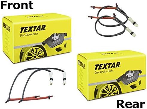 Amazon com: for Porsche Carrera S/GTS (09-12) Brake Pad KIT