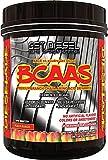 GET DIESEL DIESELADE All Natural Vegan Friendly BCAAs For Men and Women - 45 Servings  14.3 OZ (Peach Mango)