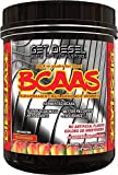 nutriforce natural amino - Vegan BCAAs (Peach Mango) - 45 Servings - All Natural 14.3 OZ