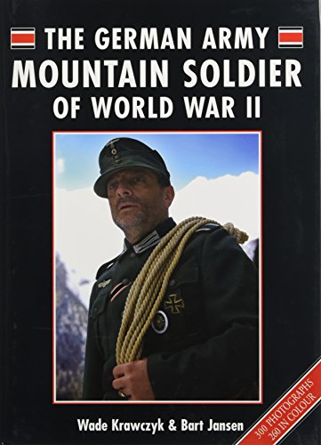 German Army Wwii - The German Army Mountain Soldier of WWII