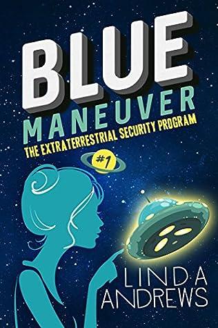 book cover of Blue Maneuver