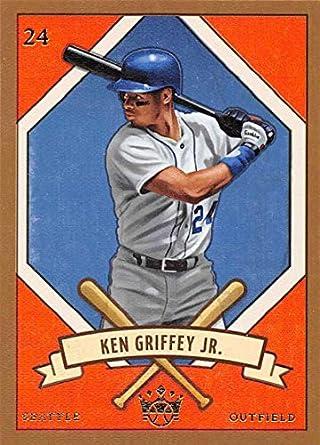 5f94e3637c 2019 Panini Diamond Kings DK 205#3 Ken Griffey Jr. Seattle Mariners Baseball  Card