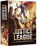 Justice League - 4 Longs Métrages : Le Paradoxe Flashpoint + Le Trône de l'Atlantide + Dieux et Monstres Vs les Teen Titans - Coffret DVD