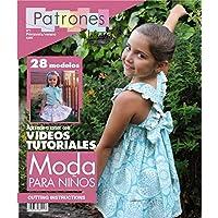Revista patrones de costura infantil, nº 1. Moda