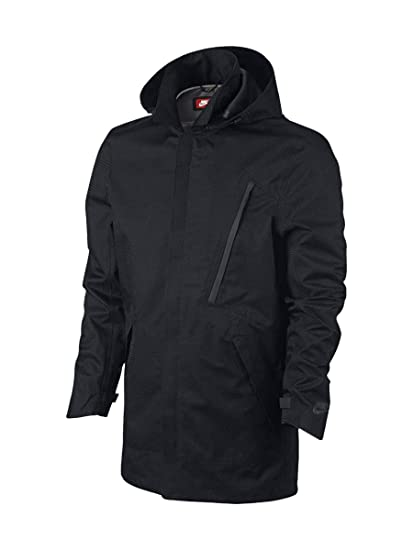 quality design fa784 e60c6 Amazon.com Nike Mens Sportswear Bonded Blazer Tech Waterproof Jacket  Sports  Outdoors