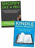 Earn Money Through Internet Marketing: Shopify E-commerce Training & eBook Publishing on Amazon