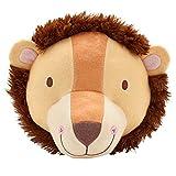 Little Love by NoJo Plush Animal Head Nursery Wall Decor, Lion