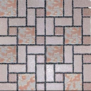 2 Vintage Italian Handmade Tiles