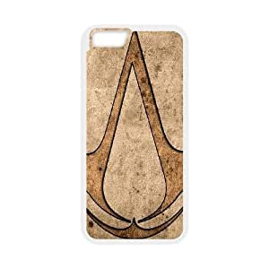 iPhone 6 4.7 Inch Phone Case White Assassin's Creed V8027889
