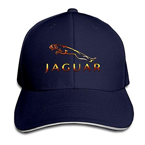 béisbol gorras de Sandwich para ajustable Unisex hmkolo Jaguar Marino CtqEwxxI