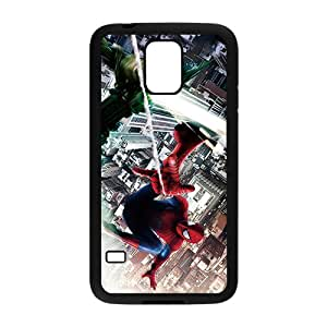 Personalized Spider Man Custom White Phone Case For Samsung Galaxy S6