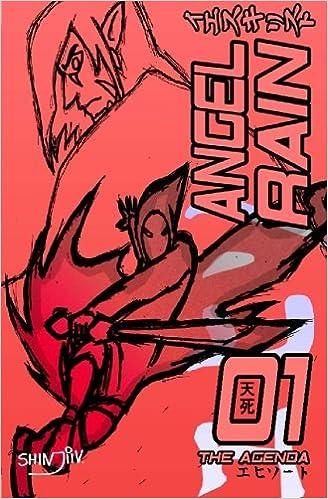 Angel Rain Anime Edition: 01 The Agenda: Volume 1: Amazon.es ...