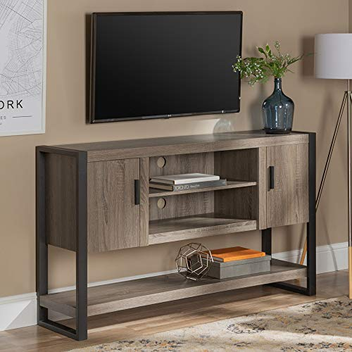WE Furniture AZ60UBCTAG tv Stand, 60