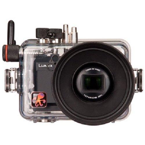Ikelite 6170.35 Underwater Camera Housing, Clear