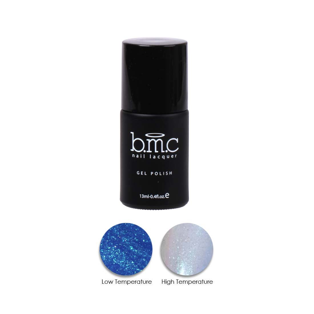 Amazon.com: BMC Thermal Effect Color Changing Sapphire to Silvery ...