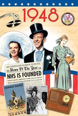 Geburtstagsgeschenke des Jahres 1948 – 1948 DVD Film und 1948