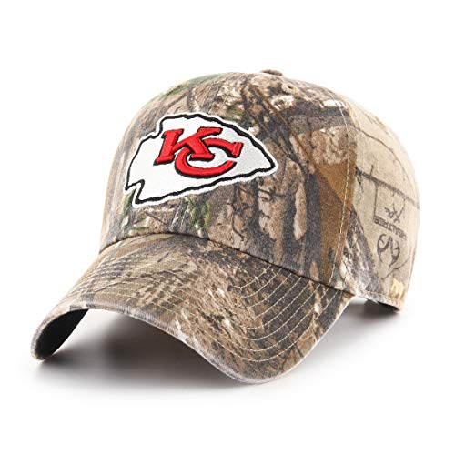 baf8c7768 Kansas City Chiefs Camouflage Caps