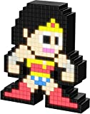 PDP Pixel Pals DC Comics Wonder Woman Collectible Lighted Figure, 878-029-NA-WWN