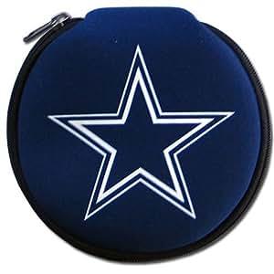 NFL Dallas Cowboys CD/DVD Case