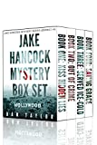 Jake Hancock Mystery Box Set (Books 1-4)