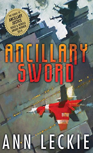book cover of Ancillary Sword