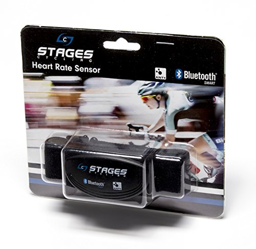 STAGES CYCLING | Heart Rate Monitor | Bluetooth & ANT+