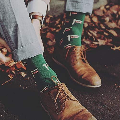 Realtor Sold Sign Dress Socks Set for Men or Women Gift for Real Estate Agent