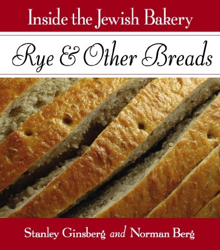 Pumpernickel Bread Recipe - Inside the Jewish Bakery: Rye & Other Breads