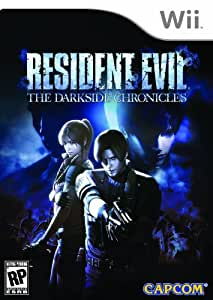 Resident Evil: The Darkside Chronicles (Bilingual game-play) - Wii Standard Edition