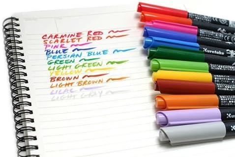 Kuretake Brush Pen No.22 Red