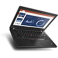 Lenovo ThinkPad X260 Business Laptop: 12.5 IPS Anti-Glare FHD (1920x1080), Intel Core i7-6600U, 256GB SSD, 16GB DDR4, Backlit Keyboard, FP Reader, Windows 7 Pro Upgradeable to Win 10 Pro