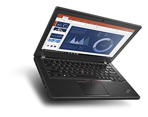 Lenovo ThinkPad X260 Business Laptop: 12.5' IPS Anti-Glare FHD (1920x1080), Intel Core i7-6600U, 256GB SSD, 16GB DDR4, Backlit Keyboard, FP Reader, Windows 7 Pro Upgradeable to Win 10 Pro