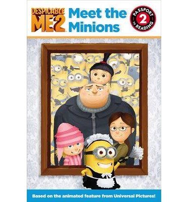 Download [ DESPICABLE ME 2: MEET THE MINIONS (PASSPORT TO READING: LEVEL 2 (PAPERBACK)) ] By Paul, Cinco ( Author) 2013 [ Paperback ] pdf epub