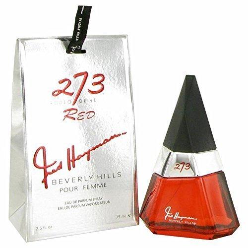 273 Red by Fred Hayman Eau De Parfum Spray 2.5 oz for Women - 100% Authentic