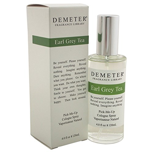- Demeter Cologne Spray, Earl Grey Tea, 4 Ounce