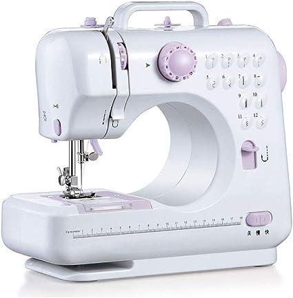 XXZZ Máquina de Coser doméstica Dispositivo de Costura de ...
