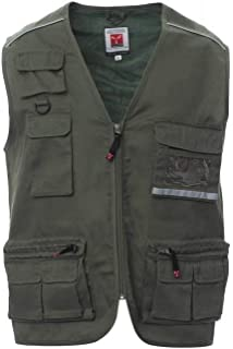payperwear Gilet Pocket S Blu: Amazon.it: Abbigliamento